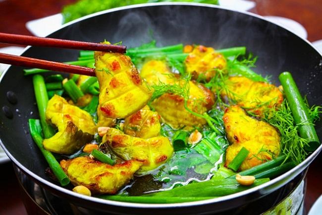 Chả cá lã vọng – Món ngon nổi tiếng Hà Thành