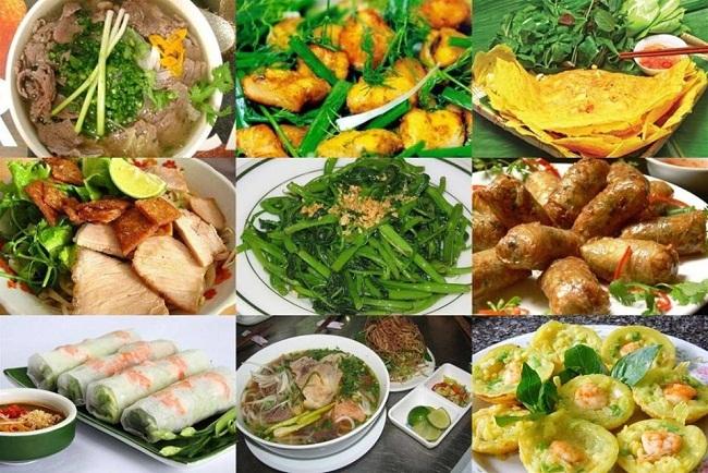 Món ngon nhất định phải thưởng thức ở Hà Nội