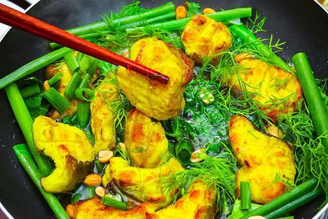 Chả cá – Món ngon ấm lòng ở Hà Nội