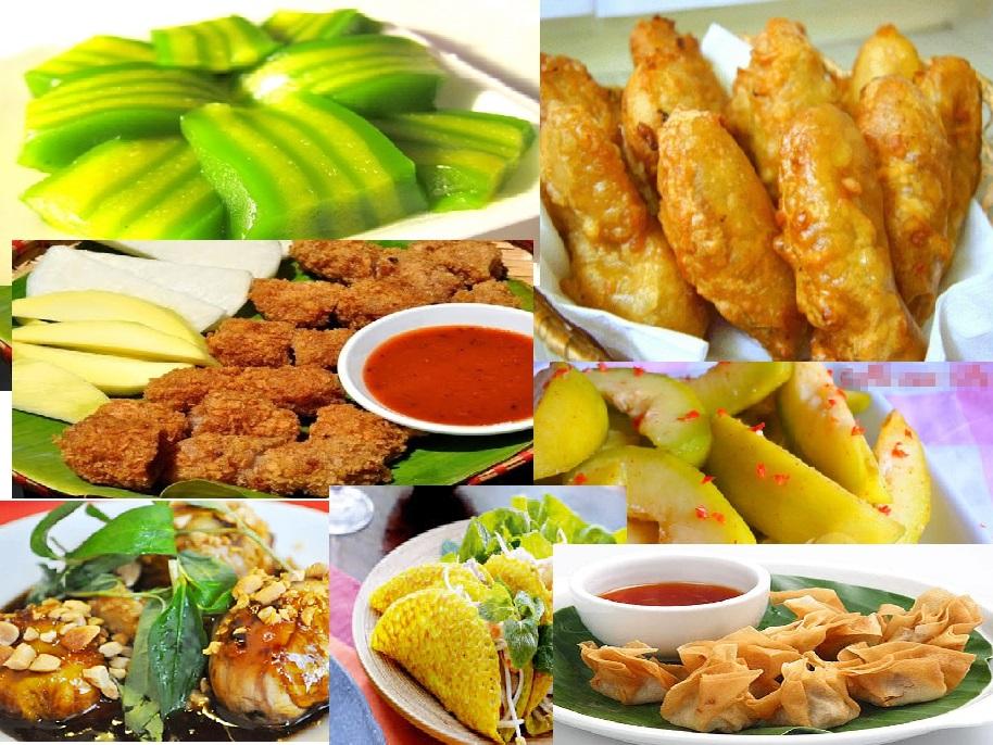 Những món ăn vặt hot nhất hiện nay cho giới trẻ Hà Nội