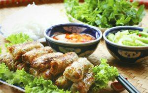 Địa điểm ăn bún chả ngon ở Hà Nội
