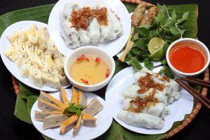 Địa điểm ăn bánh cuốn ở Hà Nội