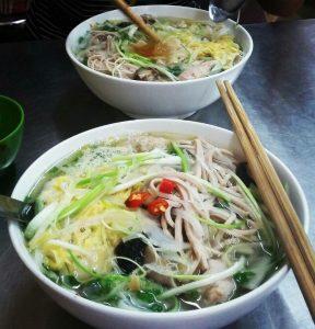 Bún Thang – 48 Cầu Gỗ, Hoàn Kiếm, Hà Nội