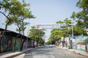Phố đi bộ Trịnh Công Sơn Hà Nội
