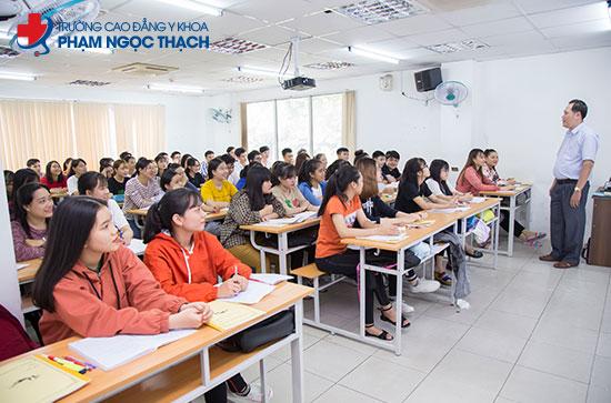Trường Cao đẳng Y khoa Phạm Ngọc Thạch được đánh giá cao