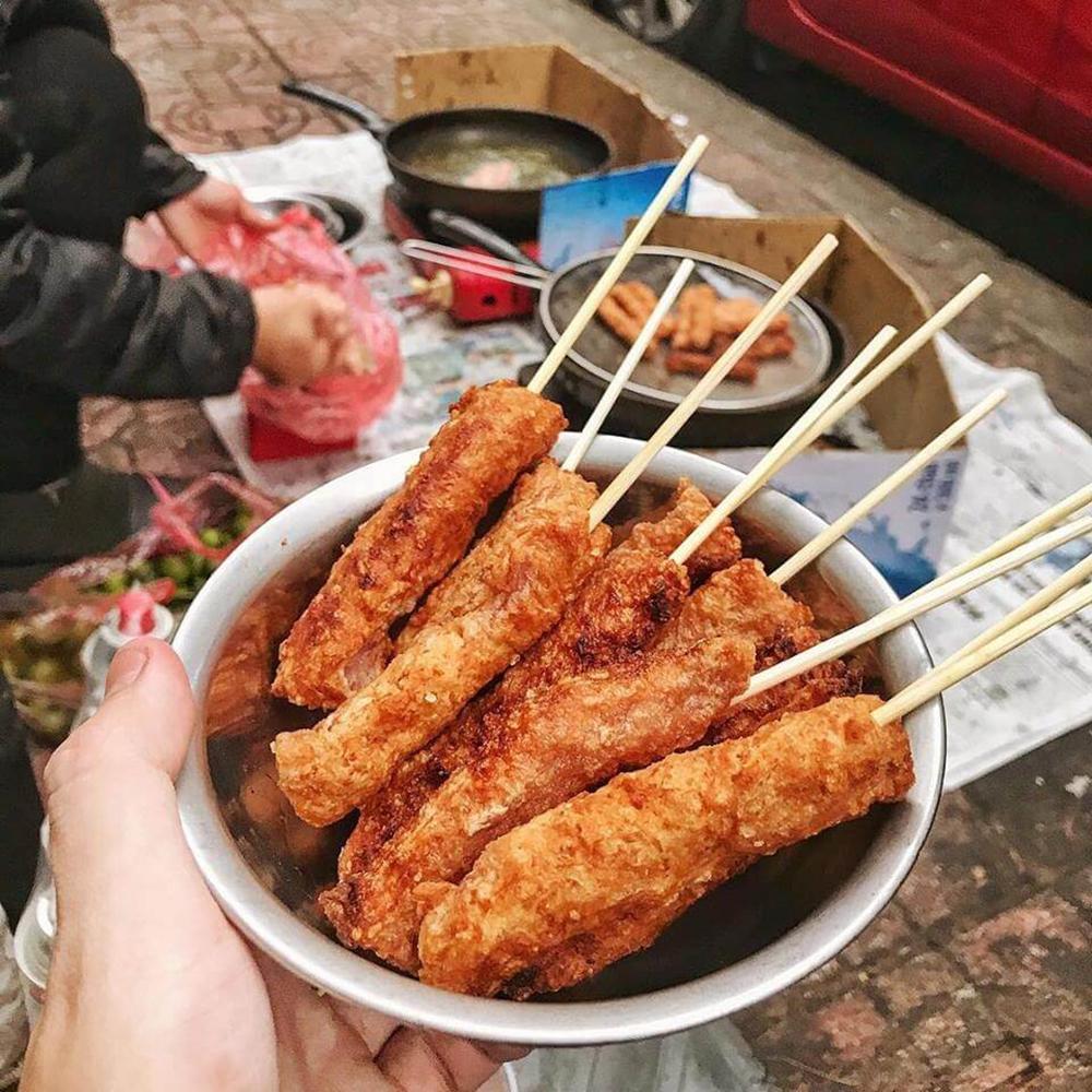 Mách bạn những địa điểm ăn uống vỉa hè Hà Nội ngon khó cưỡng